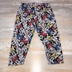 ❤️Disney Minnie Mouse Loggins size 6/6X